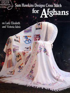 Sam Hawkins Designs Cross Stitch For Afghans On by NeedANeedle, $4.75
