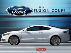 2014 Ford Fusion | 2014 Ford Fusion Coupe - CarSpyShots