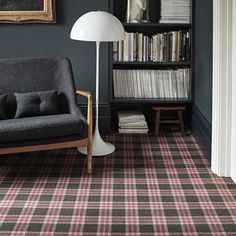 Brintons Abbotsford Maccines 4 5641 Tartan Carpet