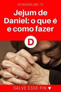 Jejum de Daniel: o que é e como fazer. Daniel decidiu jejuar para buscar favor, sabedoria e entendimento da parte de Deus.