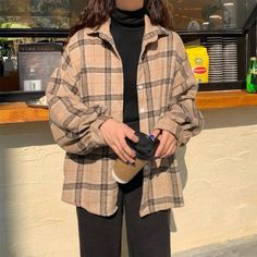 Plaid Shirt Outfits, Swaggy Outfits, Cute Casual Outfits, Flannel Shirts, Flannels, Winter Flannel Outfits, Checked Shirt Outfit, Flannel Style, Autumn Outfits