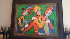 Own a Laubar painting Graffiti, Street Art, Wall, Painting, Painting Art, Paintings, Graffiti Artwork, Street Art Graffiti