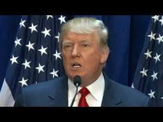 DonalpTrump; Declaraciones sobre Siria, Rusia, Israel y fronteras.