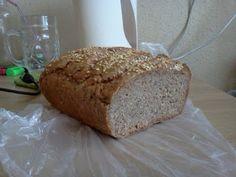 Gasztromosoly: Tönköly-rozskenyér Bread, Food, Brot, Essen, Baking, Meals, Breads, Buns, Yemek