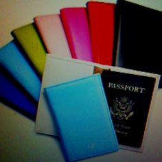 Passport Cover- Personalize