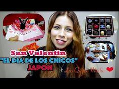 """DIA DE SAN VALENTIN"" en JAPON  Honmei Choco (^з^)-☆ バレンタイン"