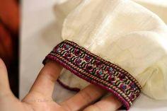 Handmade by Caro Barzaianu Folk Costume, Costumes, Types Of Hands, Moldova, Linen Fabric, Romania, Hand Stitching, Texture, Embroidery