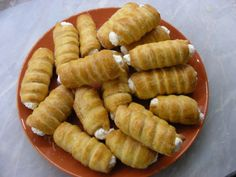 Slovak Recipes, Hungarian Recipes, Hungarian Cake, Hungarian Food, Carrots, Sausage, Biscuits, Sweet Tooth, Food And Drink