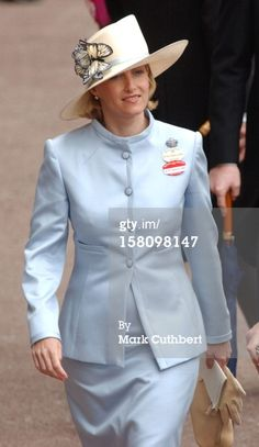 Royal Ascot 2003 : Sophie,Countess of Wessex
