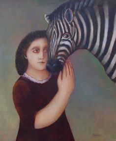 Nicola Slattery, Meeting the Zebra