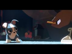 """A clip of Disney """"Feast"""" - a short to be released on Nov 7, 2014 with Big Hero 6.   #DisneyAnimation"""