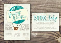 This Listing Is A For A Customized Printable High Resolution PDF Baby Shower  Invitation. *