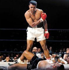 Muhammad Ali - Sport Tough Guy