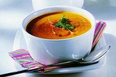 Velouté de carottes au curry au Thermomix #TM5