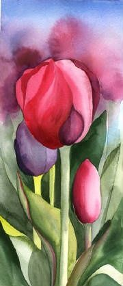 Amy Hautman - Tulip Art