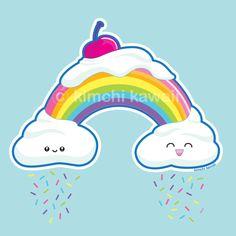 Candy Rainbow by kimchikawaii.deviantart.com on @deviantART
