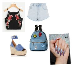 """Untitled #27"" by annialevine on Polyvore featuring Topshop, Chloé and IMoshion"