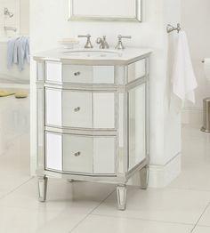 595 Ashlie 24 Inch Vanity Hf006 Chans Furniture 1