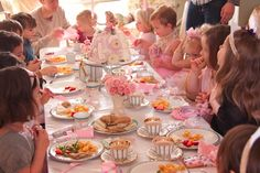 Whimsical Birthday Parties 101