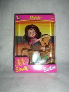 barbie shelly / kelly, modell 21639 chelsie rocking horse schaukelpferd in Spielzeug, Puppen & Zubehör, Mode-, Spielpuppen & Zubehör | eBay!