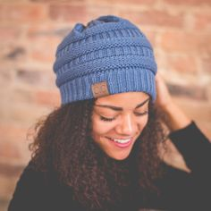 Knit Beanie (assorted colors)