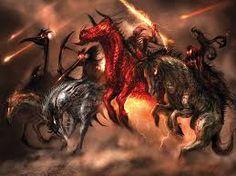 """Résultat de recherche d'images pour """"les cavalier de l'apocalypse"""""""