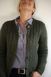 Ravelry: Lady Marple pattern by Nadia Crétin-Léchenne