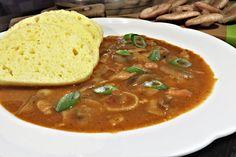 Recept : Podzimní dýňová polévka | ReceptyOnLine.cz - kuchařka, recepty a inspirace Thai Red Curry, Food And Drink, Ethnic Recipes