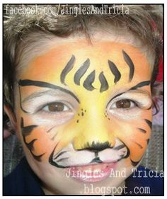 face painting for boys easy - Google Search