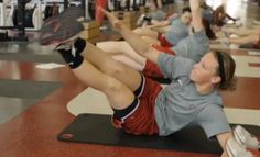 Why Alabama Softball Workouts Are So Intense | STACK 4W
