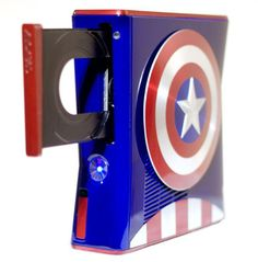 Captain America Xbox 360. now make one in Thor. NOW.