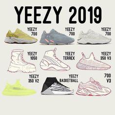 8 Best Yeezy 2019 Releases images Yeezy, Yeezy boost, Sneakers  Yeezy, Yeezy boost, Sneakers
