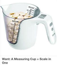 Mod 6 Measuring Cup & Scale