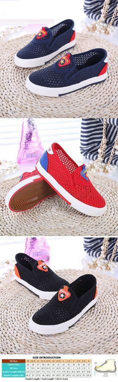 2016 New Children Sneakers Kids Breathable Hollow Shoes Sports Sneakers Boys & Girls Spring & Autumn Casual Brand Shoes, RJ092