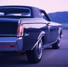 1971 Lincoln Continental Mark III