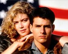 The Iconic 80s.  Everyone loves and remembers Top Gun with Kelly McGillis and Tom Cruise
