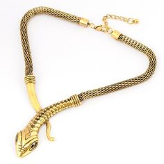 Vintage Golden Vivid Snake Style Pendant Necklace ComeOnBuying,http://www.amazon.com/dp/B008S4VXSI/ref=cm_sw_r_pi_dp_R7eotb0H67WWSDZA