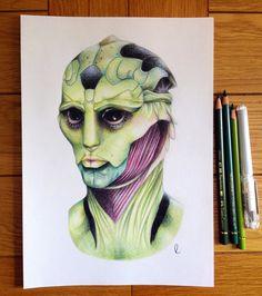 thane krios by llegolas on DeviantArt