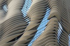 New Design Waves: Aqua Tower in Chicago by Studio Gang... | Spaces ...
