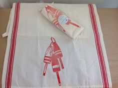 Bumble Belly Designs: Tea towels – The Little Beach Gallery