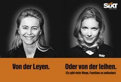 Love it! Sixt vs. Von der Leyen
