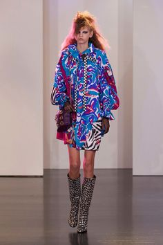 Leona Lewis displays permed at Marc Jacobs NYFW show | Daily Mail Online