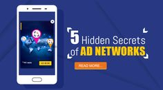Top 5 Hidden Secrets of Ad Networks - Apps Discover Mobile App Development Companies, Best Mobile, Book Making, The Secret, Read More, Ads, Phone, Telephone, Mobile Phones