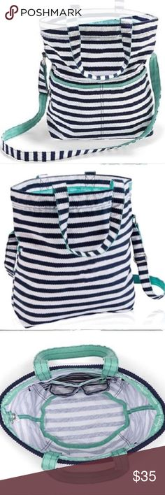 """Thirty-One Retro Metro Fold-Over 