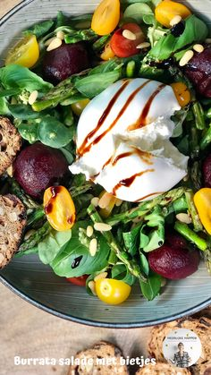 Soup And Salad, Caprese Salad, Healthy Eats, Foodies, Soups, Clean Eating, Brunch, Sweet Home, Dining