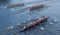 Head of the Charles 10-20-12 #CambMA