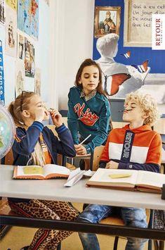 Classic, comfortabel, stoer, hip en divers: wij zijn dol op de collecties van Retour! #kinderkleding #herfst #winter #lente #kidsmode #kindermode #merk #meisjes #jongens #look #outfit #inspiratie #2019 Kids Mode, Kid Styles, Hipster, Jeans, Classic, Outfits, Shopping, Fashion, Sweatshirts