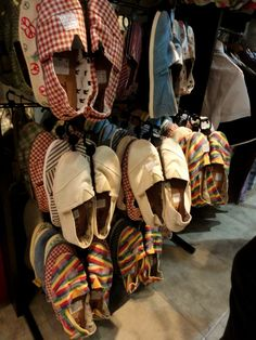 "Argentina is known for their ""alpargatas,"" which are the shoes that Toms are based off of. (they're only $20!)"