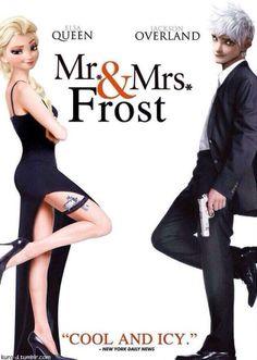 Pgr21 - [기타] [계층] Mr과 Mrs Frost