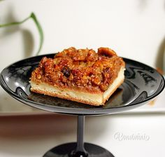 Netradičný orechový koláč